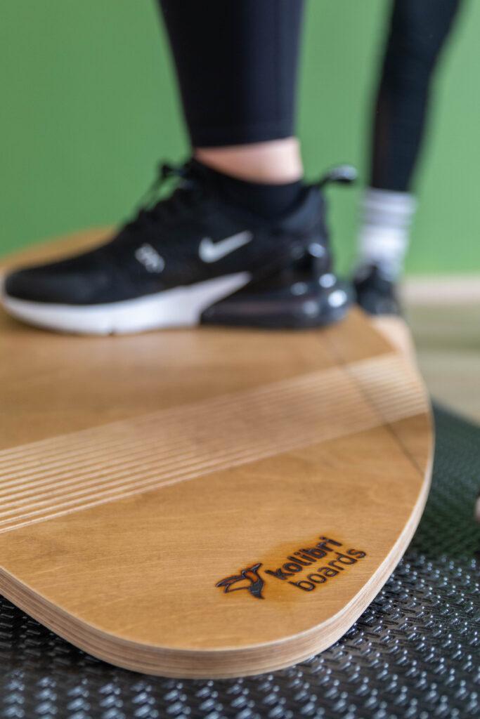 Fitnessgerät Balanceboard